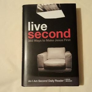 Live second  by Doug Bender